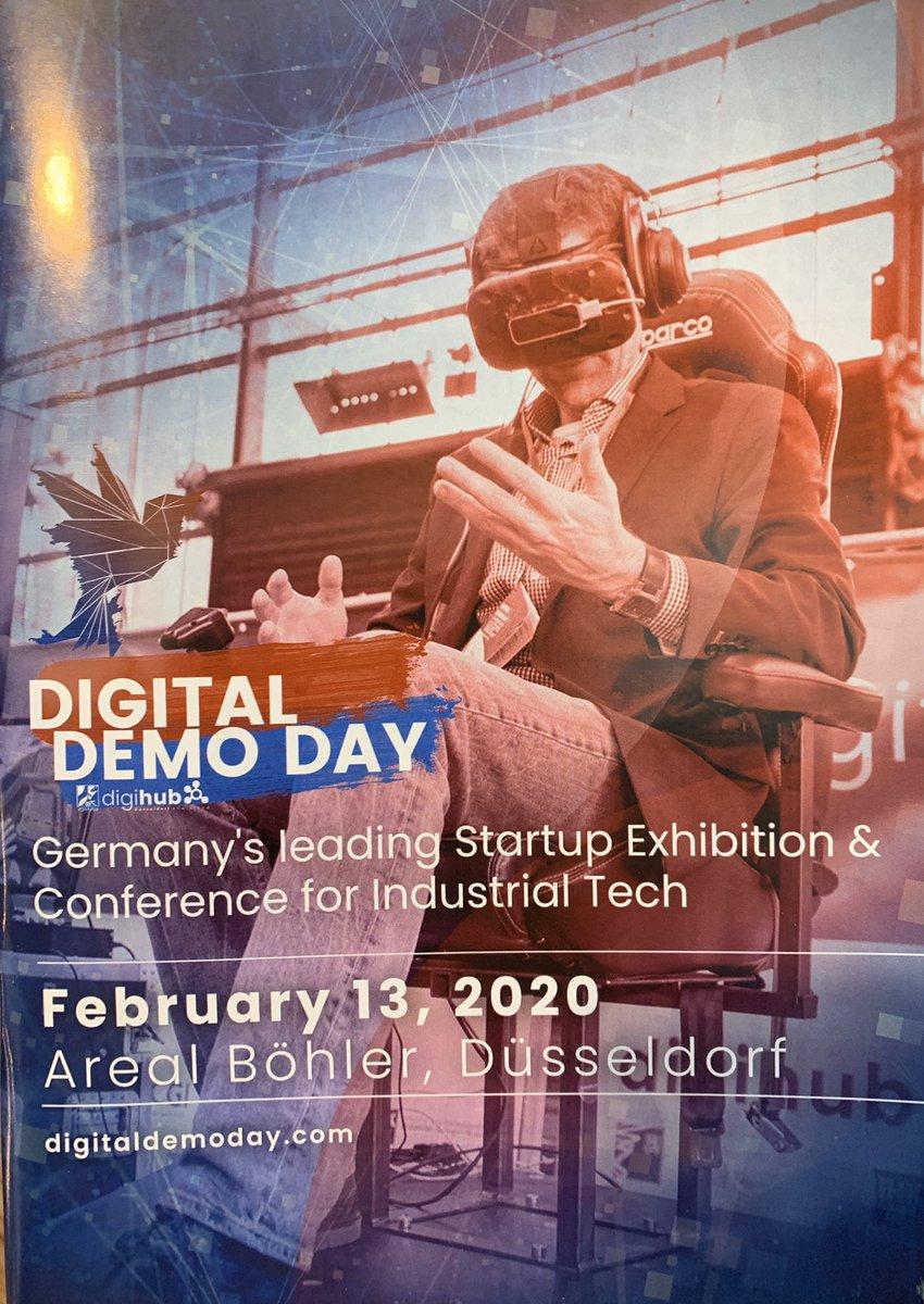 #DigitalDemoDay