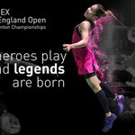 Still need #bedrooms for the @YonexAllEngland #championships in #Birmingham for a months time? Not to worry there is still time! Just send us an email with when you want to #stay and we can find you the best rates! badminton@crememk.co.uk  #VenueFinding #eventprofs #freeservice