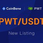 Image for the Tweet beginning: Public Welfare Token(PWT) is live