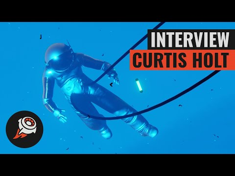 Making a living as 3D Artist on YouTube - Interview with Curtis Holt  #ArtChallenge #3dmodeling #ArtistOnTwitter #DigitalArt #Gameart ️📺
