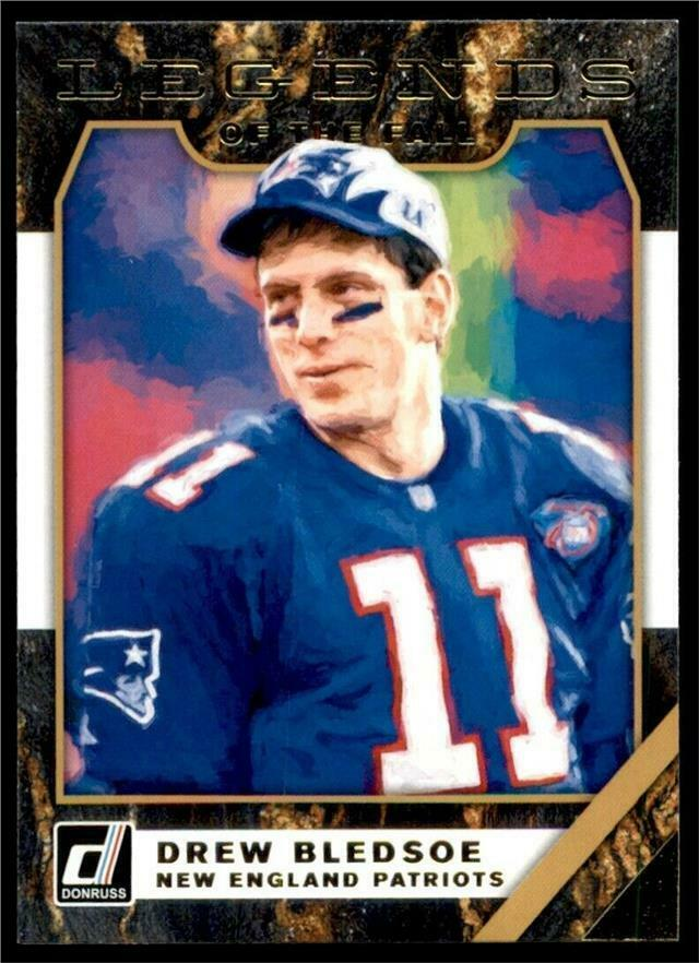 "February 14:Happy 48th birthday to American football quarterback,Drew Bledsoe (""New England Patriots\"")"