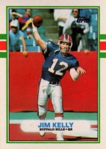 "February 14:Happy 60th birthday to American football quarterback,Jim Kelly (""Buffalo Bills\"")"