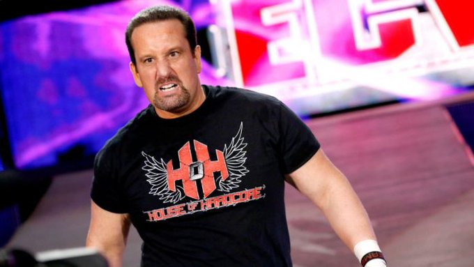 Happy Birthday To ECW Legend Tommy Dreamer