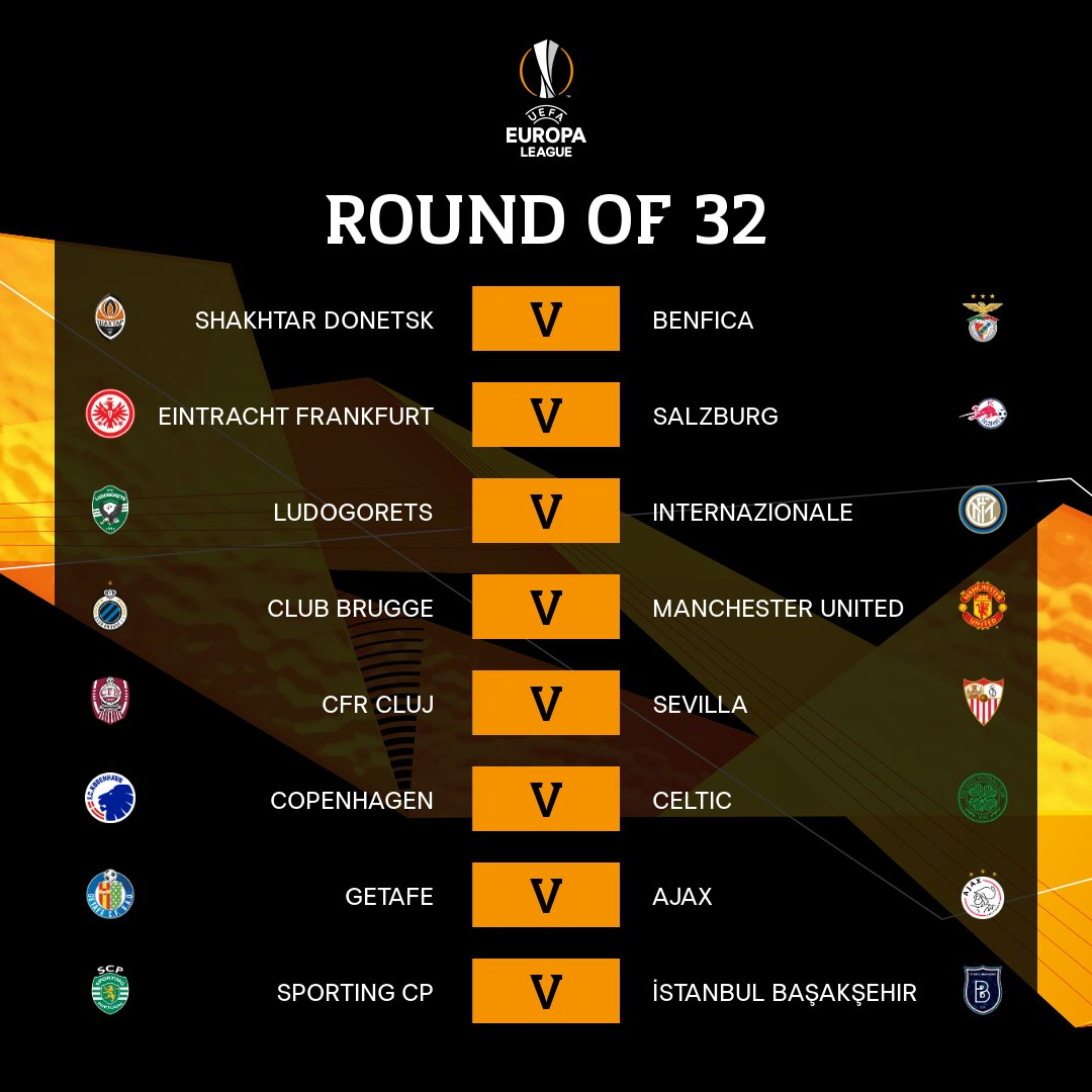 One week to go 😍  Which game are you most looking forward to?  #UEL