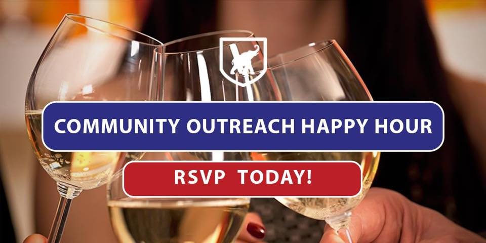 Come meet fellow Dallas County Republicans at our February Community Outreach Happy Hour on Wednesday, February 26, 2020 from 5:00-7:00 p.m. at Shadys Burgers and Brewhaha in Richardson! RSVP: eventbrite.com/e/february-hap…