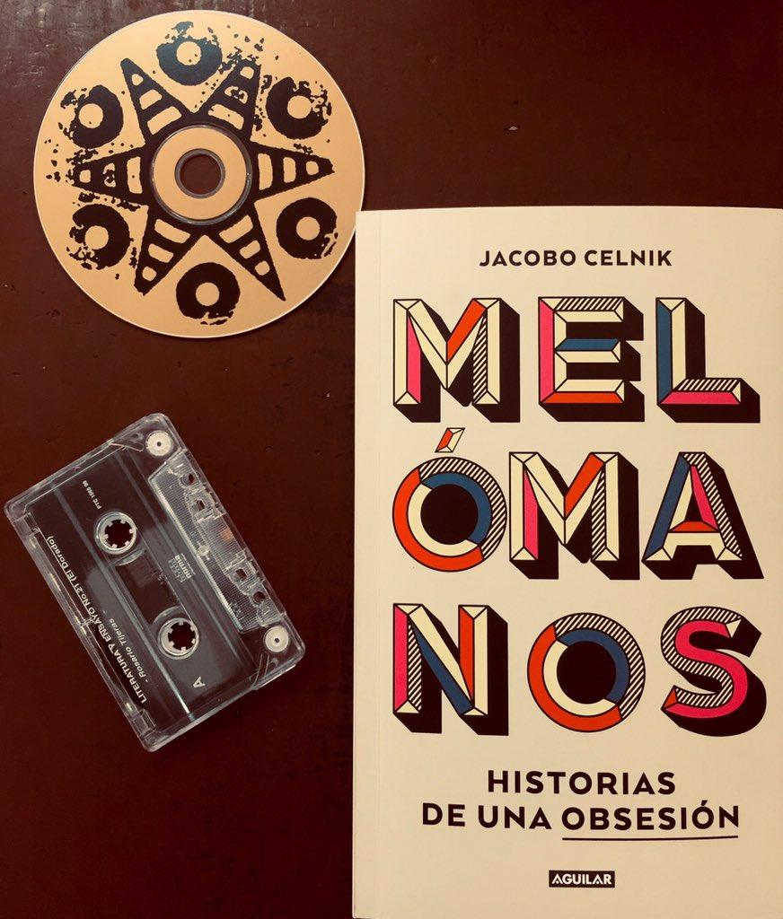 #LibrosRecomendados #LibrosSobreMúsica  Melómanos, de @CelnikJacobo  Edita: @MegustaleerCo   #MeGustaLeer #LeerEsVolar #Libros #SomosLibros #AmorPorLosLibros pic.twitter.com/0xLot8wA4j
