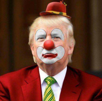@AngelaBelcamino @realDonaldTrump #CarnivalBarkingClown trending #1 in 3....2....1....