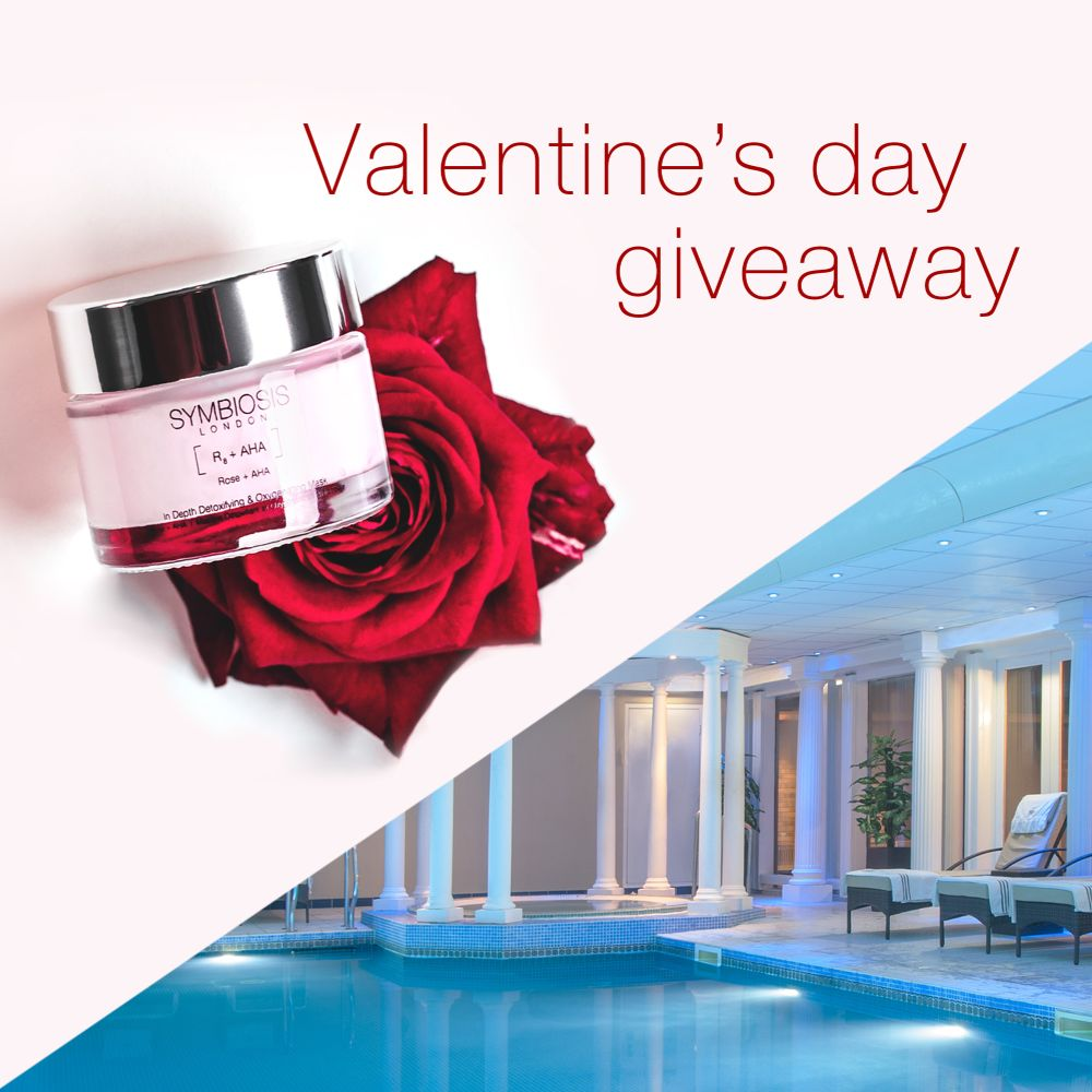 """Last shout out for our """"Self-Care"""" Valentine's Giveaway with Symbiosis London :https://t.co/k6U2L0LZqK https://t.co/9vwWkgynqL"""
