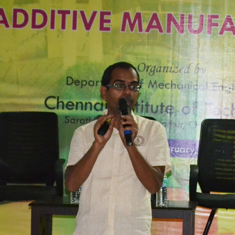 Department of Mechanical Engineering, #ChennaiInstituteOfTechnology in association with SAE Collegiate Club organised a Two Day Workshop on Additive Manufacturing from on 13th & 14th Feb 2020 at Center for 3D Printing and Additive Manufacturing #3DPrinting #AdditiveManufacturingpic.twitter.com/iRcIwEaCV1