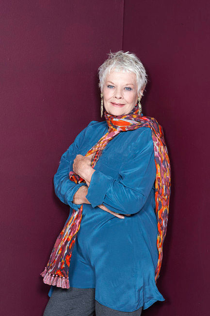 Day 1581 Good Housekeeping Photo shoot, 2011 Photographer: John Swannell #JudiDench #GoodHousekeeping<br>http://pic.twitter.com/lBpsnQPFNe