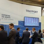 Image for the Tweet beginning: Trayport delivers the primary network