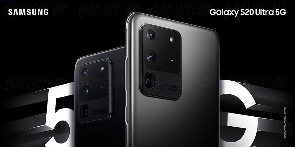 Smartphones Samsung Galaxy S20 Ultra 5G : écran 6,9'' 120 Hz, HDR10+, 5G, Ultra HD 8K… #display #smartphone #Android #galaxys20 #S20 #s20+ #s20 ultra #5G #technology #innovation #InfinityDisplay @SamsungMobile @SamsungFR http://dlvr.it/RPyNcypic.twitter.com/tCNH7duPbc