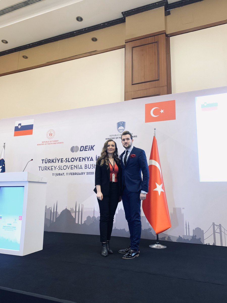 http://www.aamicorporation.com  / Our AAMI President at Turky-Slovenia Business Forum #aami #istanbul #btccity #businessforumpic.twitter.com/S1dXkrxwUZ
