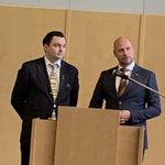 Image for the Tweet beginning: Joakim Strand & Hans Lindberg