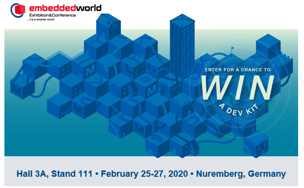Join @MouserElecEU at @embedded_world the top event on #embeddedsystems, #electronics, #engineering, #design & #technology. Enter to win a Dev Kit of your choice http://bit.ly/2UNxbuI  and consider @ISMOsysDesign  to industrialise your idea. #ew20pic.twitter.com/cz5BkMrC5g