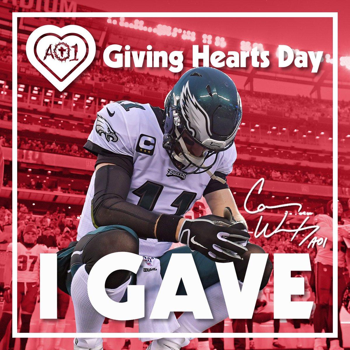 @KyleEmanuel51's photo on #GivingHeartsDay