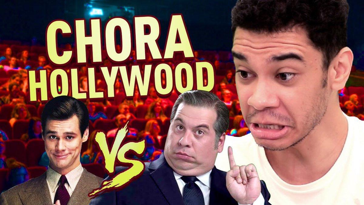 O @igorzismo jogou o raio brasilizante nos filmes de Hollywood e ficou MUITO melhor 🤣🎬. Dá uma olhada aqui >> http://bit.ly/hollywoodbr 🍒