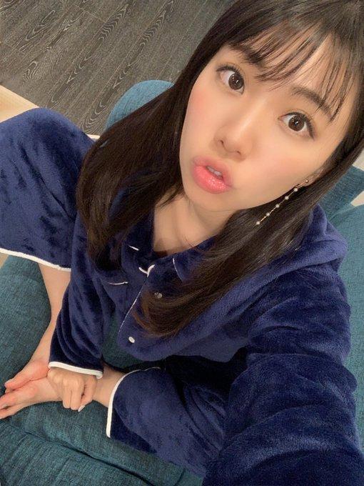 グラビアアイドル鈴木ふみ奈のTwitter自撮りエロ画像53