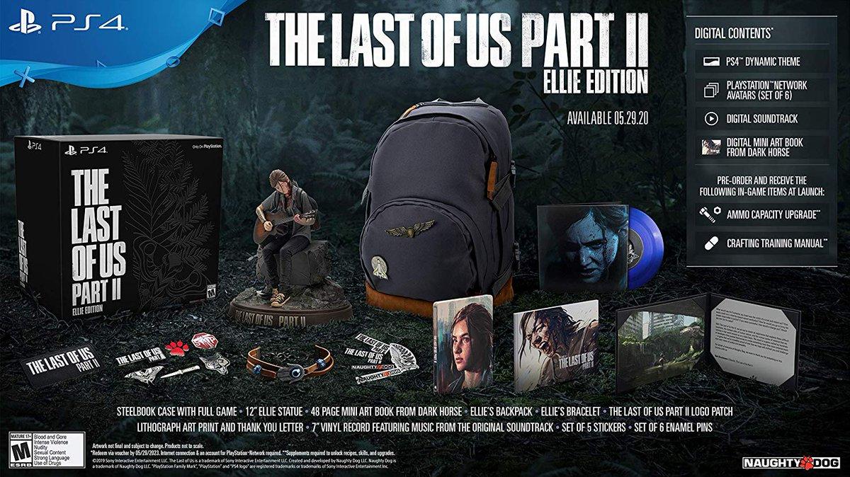 @GameSpotDeals's photo on Ellie Edition