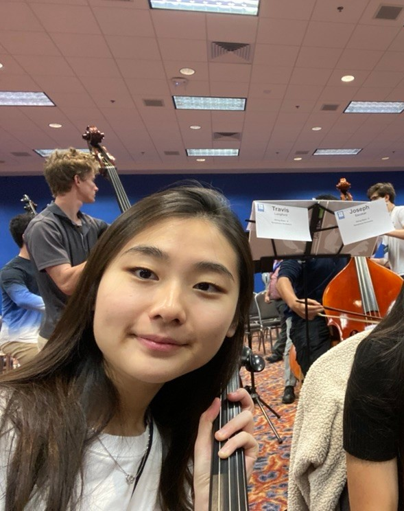 RT RHSFrisco: RT reedyorch: Wishing Yunbeen good skill this weekend as she represents Reedy Orchestra in the TMEA All-State Symphony Orchestra! We are so incredibly proud of you! #tmea100 #rhsroar #fisdfineartsleads RHSFriscopic.twitter.com/lIXIYYabra