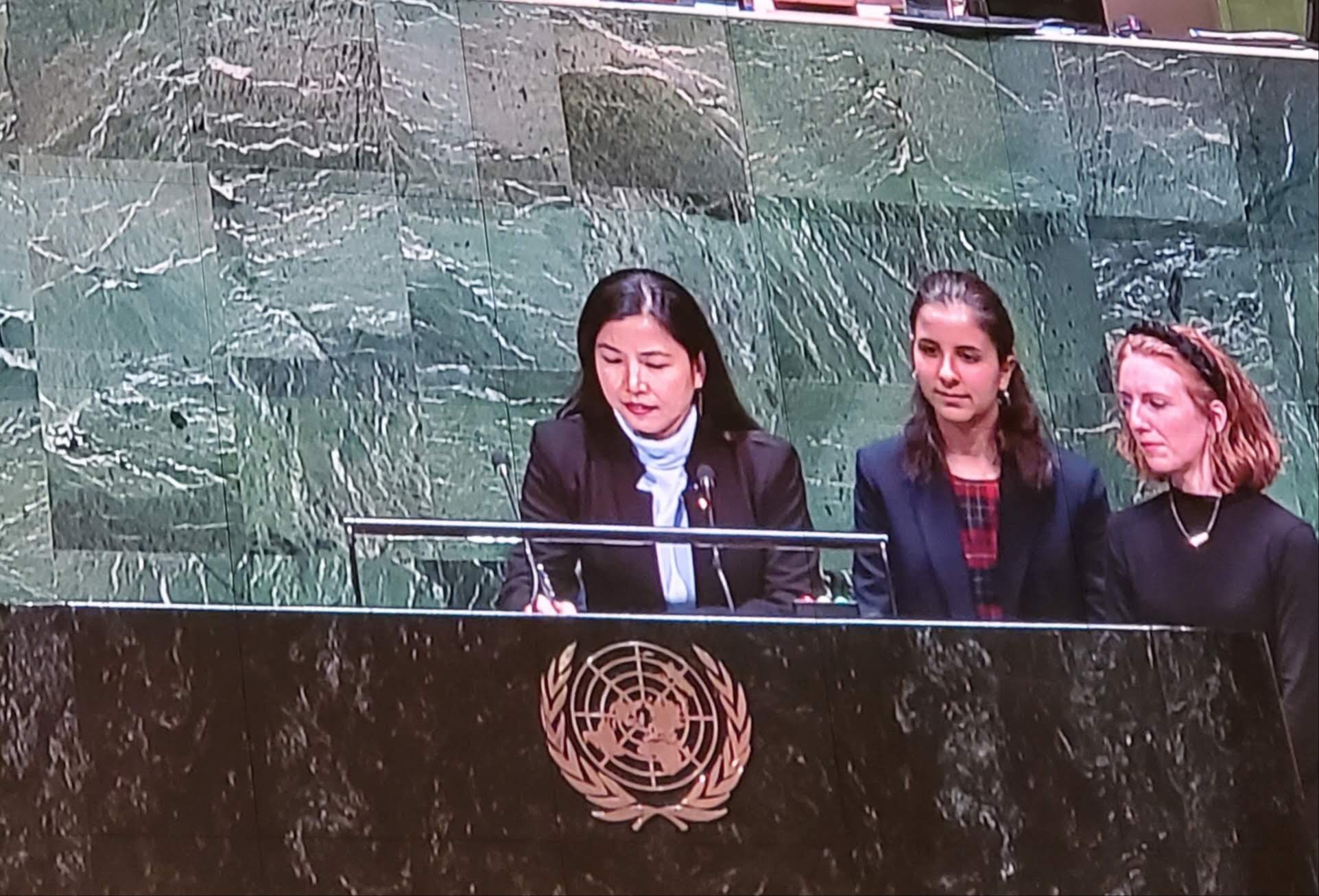 Philippine Mission to the United Nations New York on Twitter