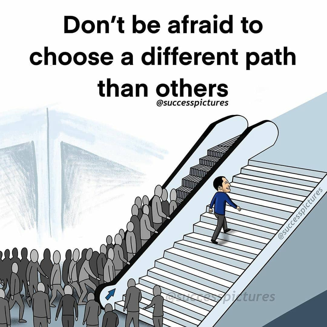 Are you afraid to take a different path? Comment below!  #alfonsocuadra #success #mindset #successful #keystoscuccess #successmotivation #successmindset #entrepreneur #entrepreneurmindset #investor #realestate #realestateentrepreneur #cuadragrouppic.twitter.com/3uj1SQcekb