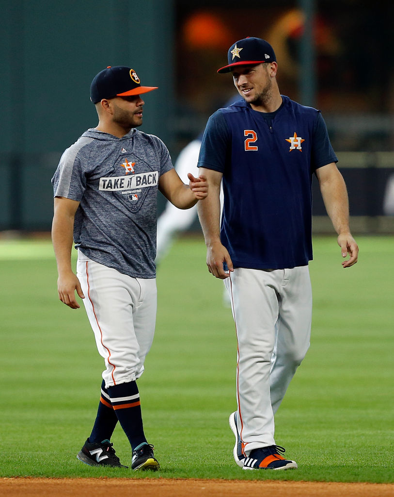 @BleacherReport's photo on Bregman