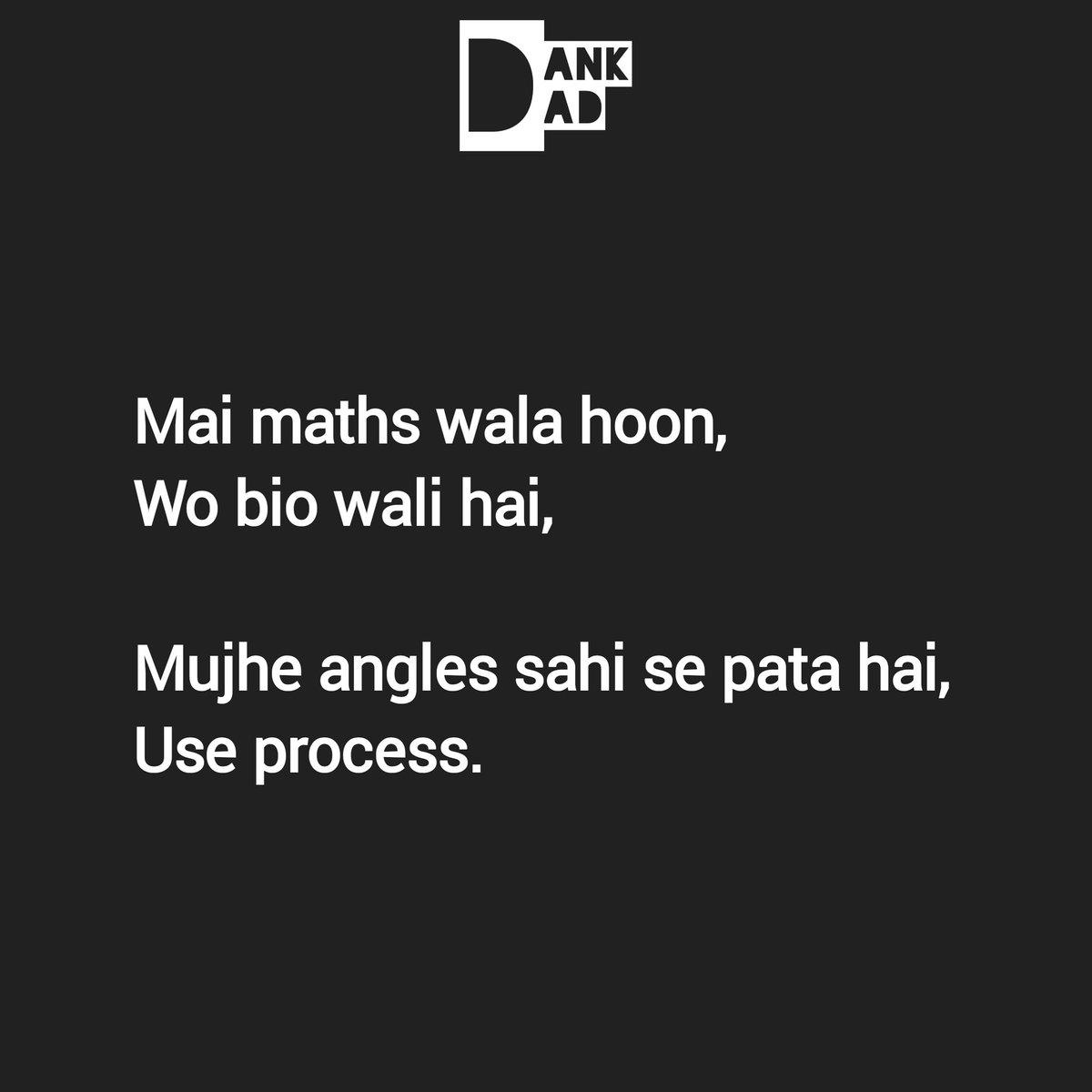 Follow @_dank_dad_ for more ....#fun #jokeoftheday #laugh  #dankjokes #nonvegjokes #follow #funny #jokes #sarcasm #FF #likes #comedyindia #backchodi #sacredmemes #bollywoodpic.twitter.com/KUxq3qS2mm