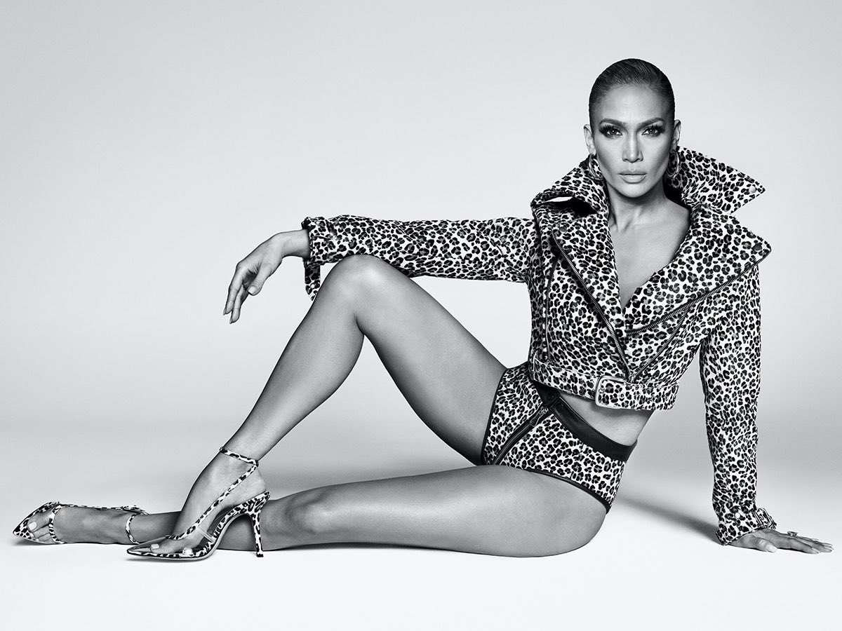 I'm so excited to announce the launch of #JLOJENNIFERLOPEZ­, my new footwear collection designed by me & sold only at @dsw_us 🖤 Head to http://DSW.com/jlo  & sign-up to shop the collection early & enter for a chance to hang with me! 📸: @luigiandiango