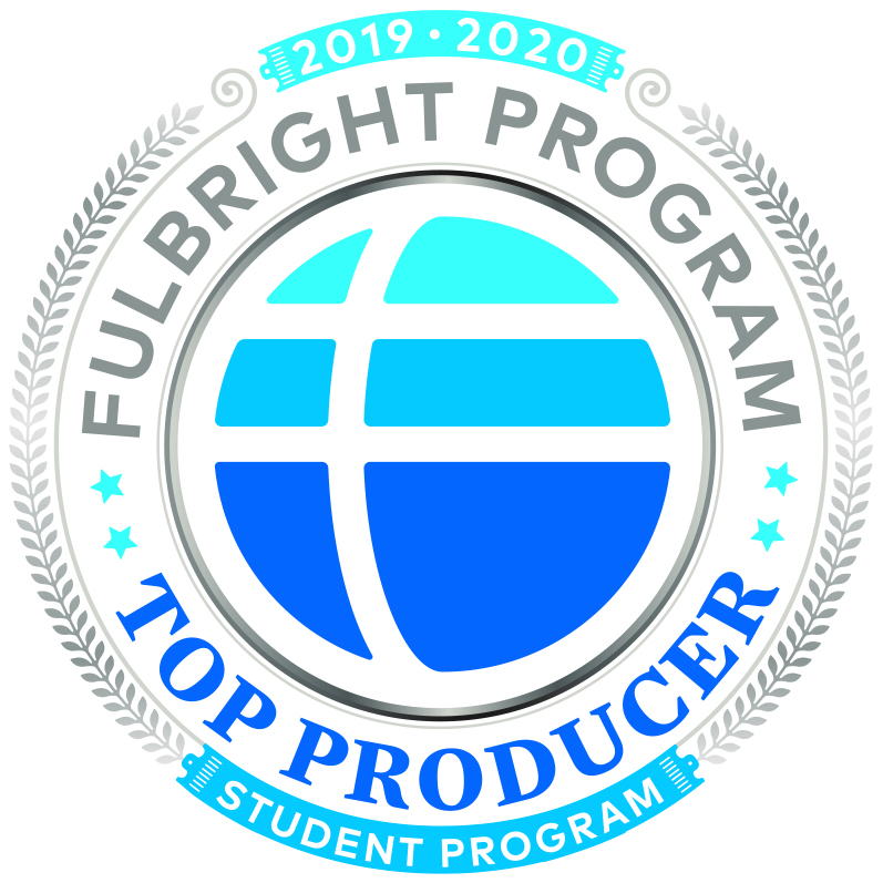 test Twitter Media - We are proud to be a 2019-2020 #Fulbright Top Producing Institution! Congratulations to our 7 students who are teaching English or researching in 5 countries through the @FulbrightPrgrm in 2019-2020! (🔗: https://t.co/xUiMQDHqCd) https://t.co/6eFaynujcm