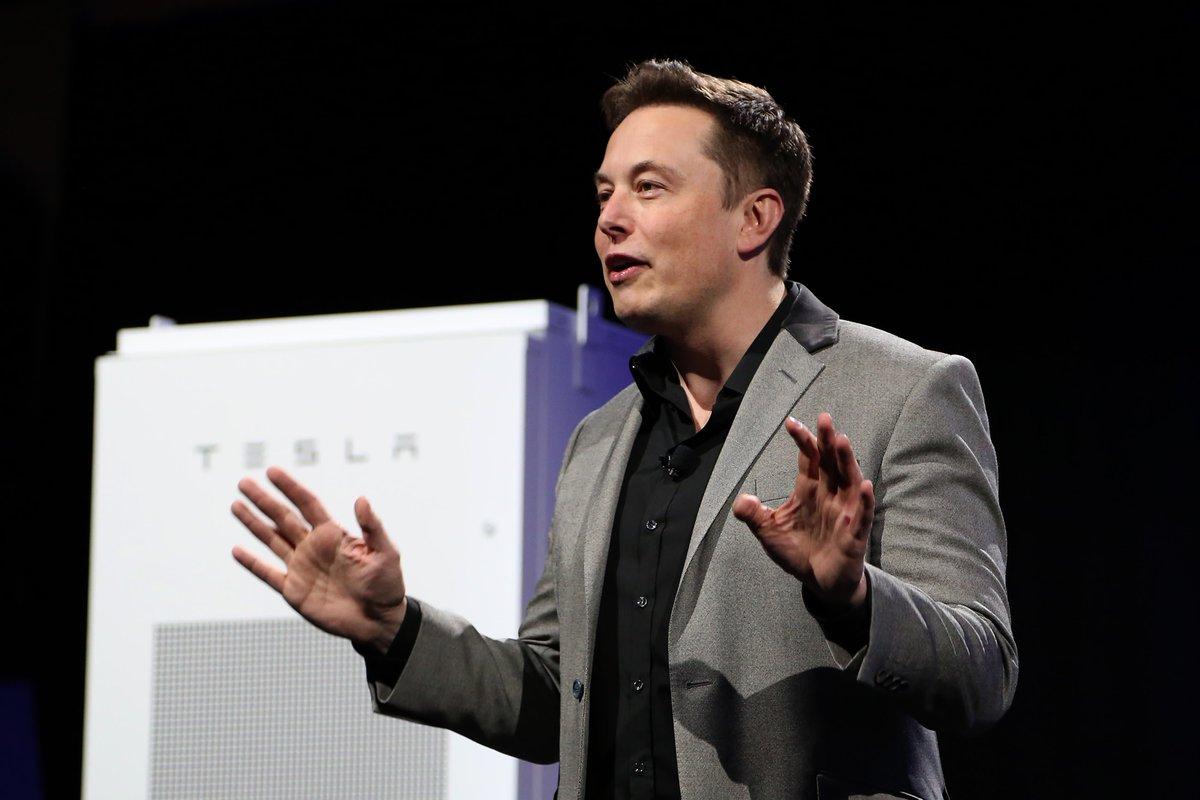 Elon Musk is recruiting for Tesla: I 'don't care if you even graduated high school'  @TeslaJobs https://www.cnbc.com/2020/02/03/elon-musk-is-recruiting-for-tesla-education-is-irrelevant.html…#womenintech #techhiring #tesla #workingattesla #elonmusk