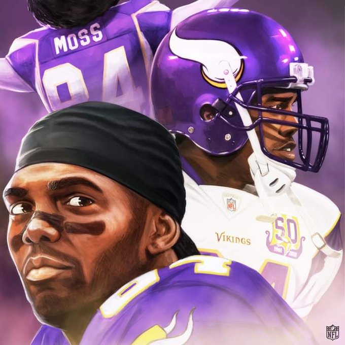 Happy Birthday Randy Moss