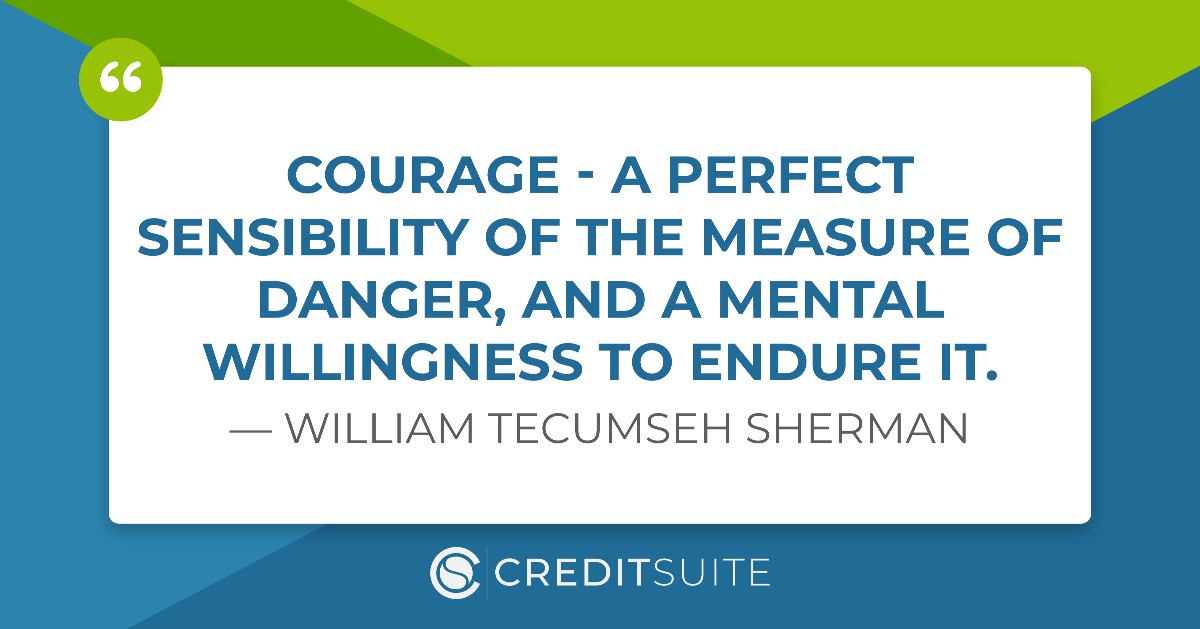 You have the courage to start your own business! Retweet and #encourage others!  #businessquotes #motivation#successmotivation #creditsuite #getbusinesscredit #fundability #funding #learningnewskills #customerservicetips  #smallbusiness #williamtecumsehshermanquotespic.twitter.com/VM7N6g5qGk
