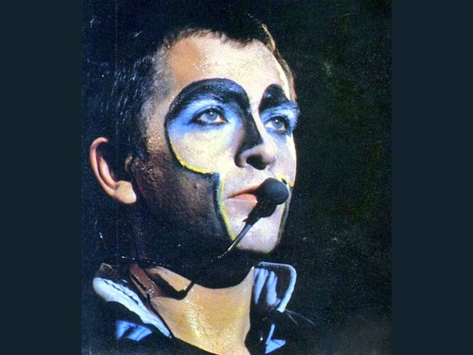 Happy Birthday Peter Gabriel .