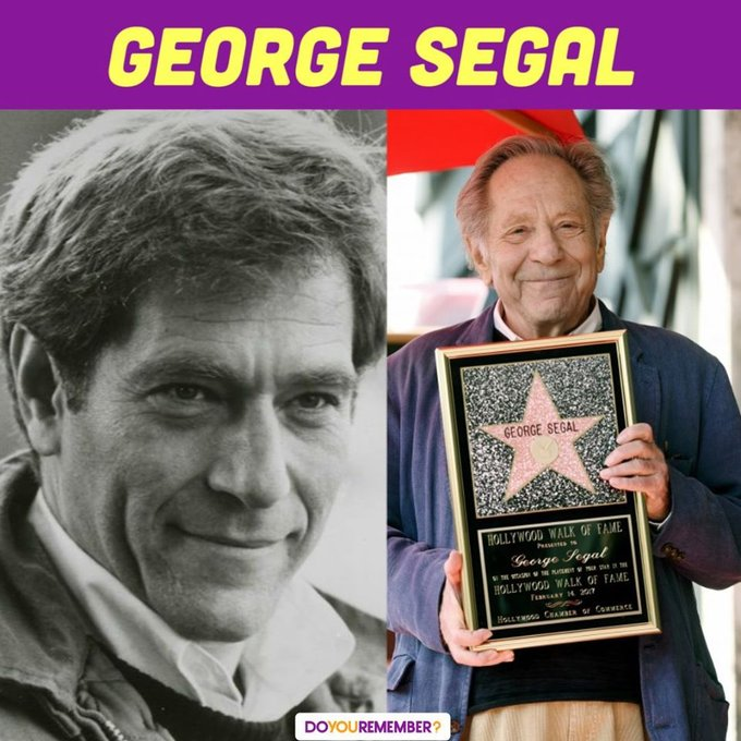 Happy 86th Birthday to George Segal! What do you remember him from?
