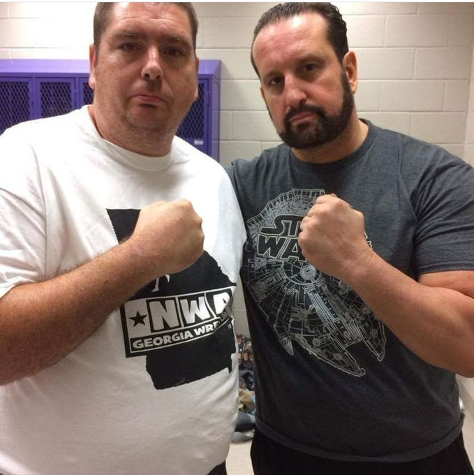 happy birthday to the Legend himself... Tommy Dreamer