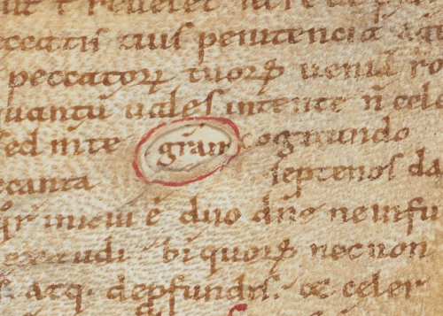 What links these two manuscripts, both digitised for #PolonskyPre1200?  New @BLMedieval blogpost!