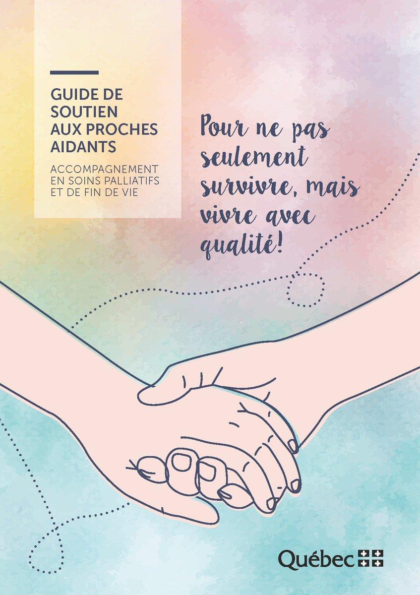 """CREGÉS on Twitter: """"OUTIL  Guide de soutien aux #prochesaidants"""