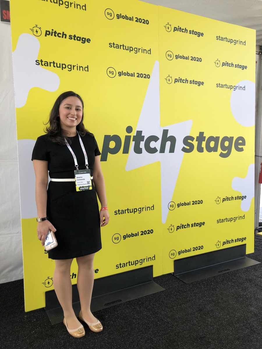 America, our Director of R&D gave a 1 minute pitch on The Pitch Stage at Startup Grind Global Conference 2020. #plutusprivacysecurity #startupgrind #startupgrindglobal #startupgrindglobal2020 #startupgrindglobalconferencepic.twitter.com/kDdgglQgOE