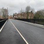 The new Vicars Bridge in Preston is now open.  Well done to all involved @EricWrightGroup @LancashireCC @livigunn