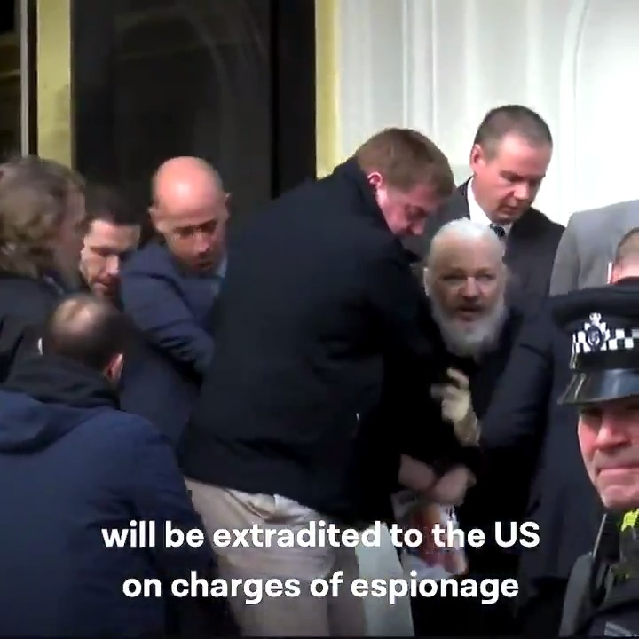 The rights of journalists and whistleblowers like Julian Assange must be upheld - and his extradition must be opposed.