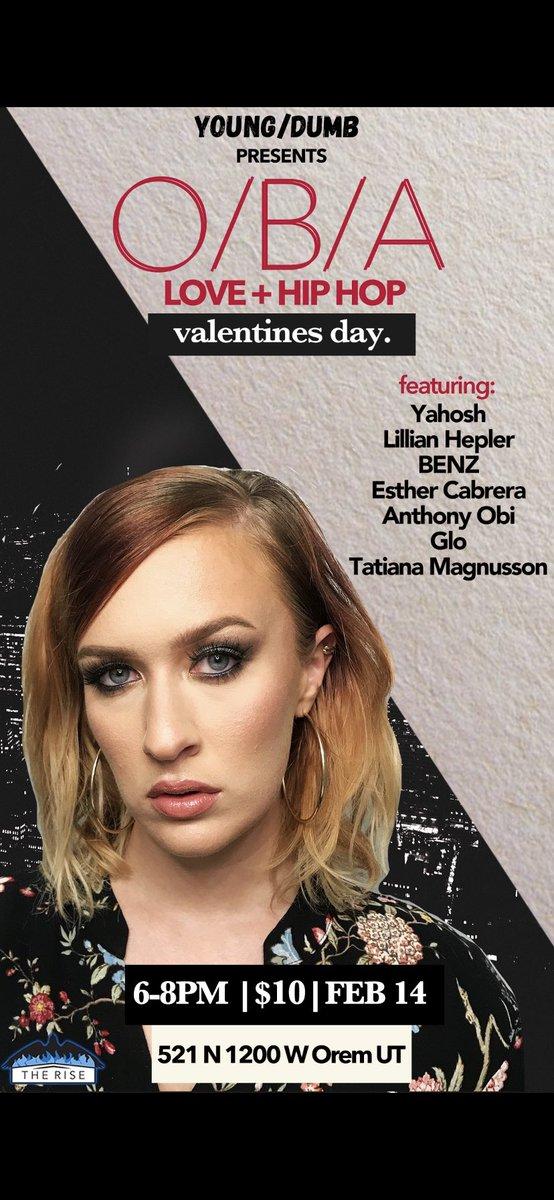 Valentine's Day show tomorrow pic.twitter.com/zgeoMcZiIt