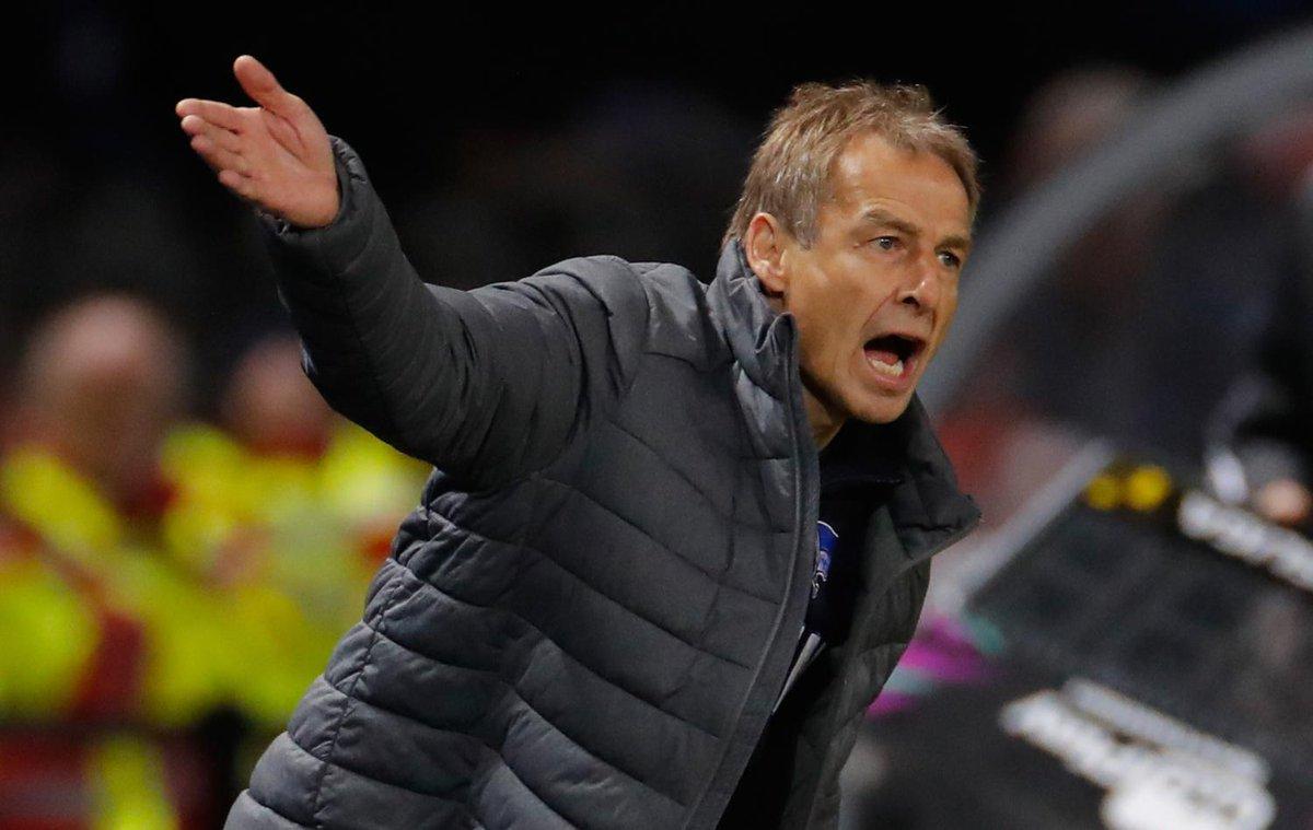 #Klinsmann