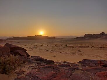 The English Weather the last week has got us dreaming of them Jordan Sunsets.. #ThrowbackThursday