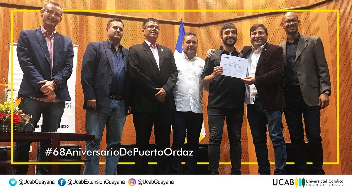 Ciudadanos y organizaciones que han marcado huellas en #PuertoOrdaz : Evelio Lucero, Pascual Mesiano, María de Mazzerioli, Ercole D'Addazio, Jean Jacke Brun, la Corporación IMGC y @PuertoOrdaz , recibieron reconocimiento en el marco del 68 aniversario #Pzo http://bit.ly/2SGZ3hBpic.twitter.com/PQhPNGrzlA