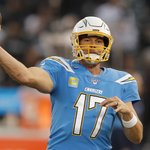 Image for the Tweet beginning: Philip Rivers to the Raiders.