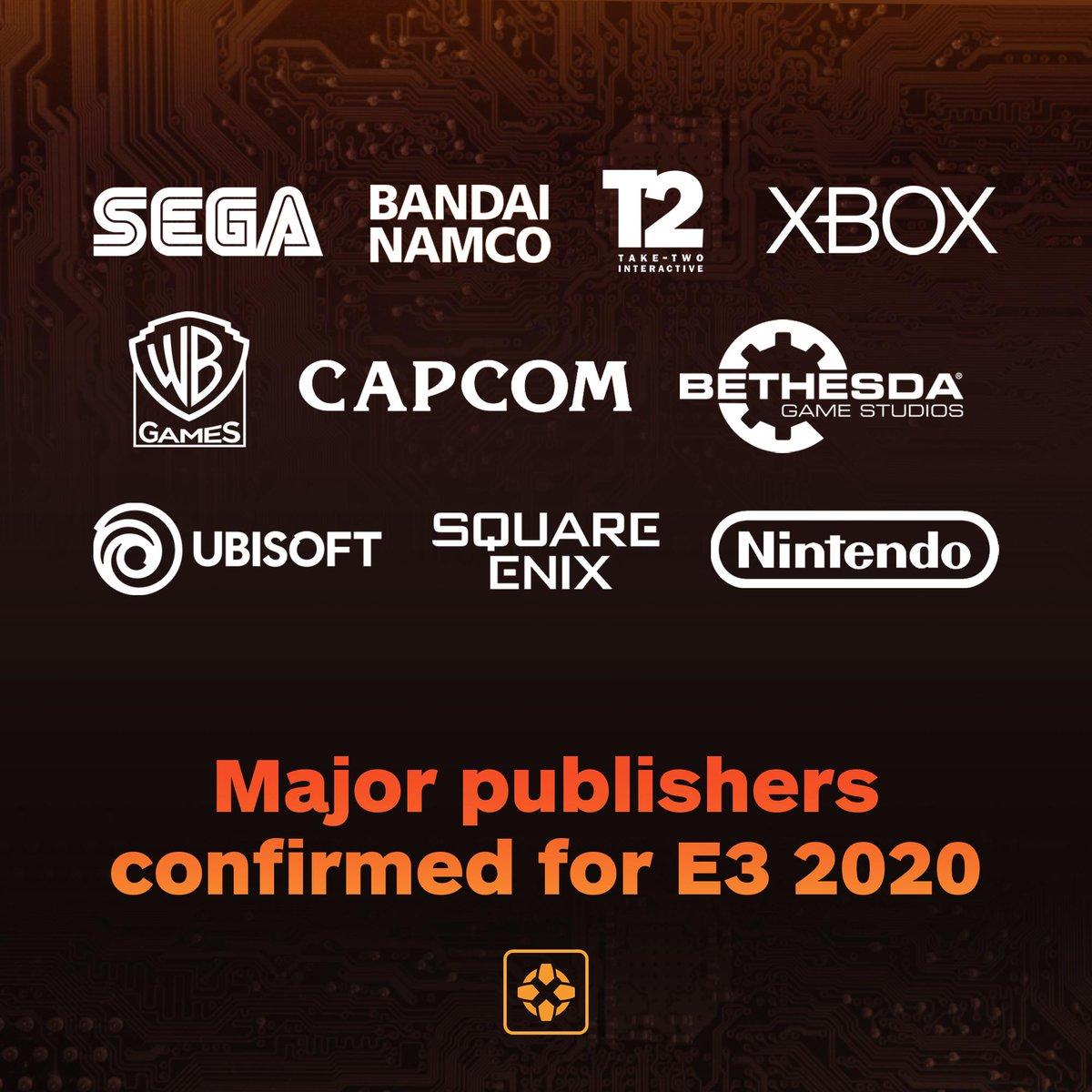 nintendo e3 2020 schedule