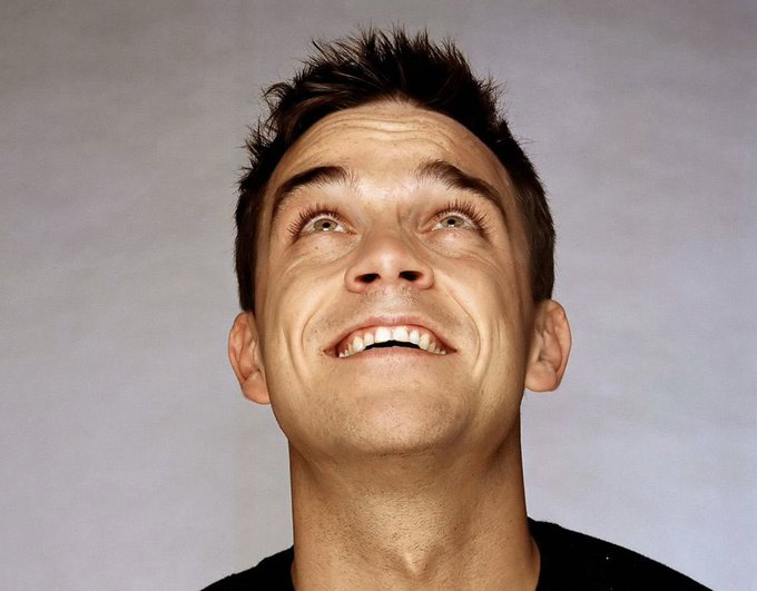 Happy birthday to the only man that matters, robbie williams  thank you for everything.