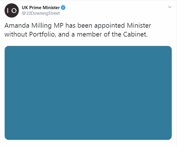 Minister without Photo