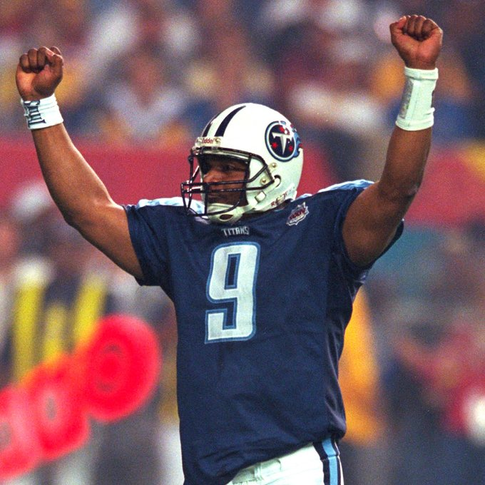 Steve McNair would have turned 47 today.  Happy birthday to a legend.